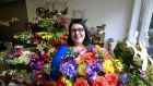 "Bronagh Harte of Ginkgo Florists: ""Never forget that repeat custom is a massive thing."" Photograph: Nick Bradshaw"