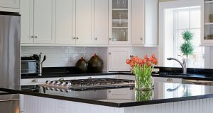 Keep kitchen worktops clear