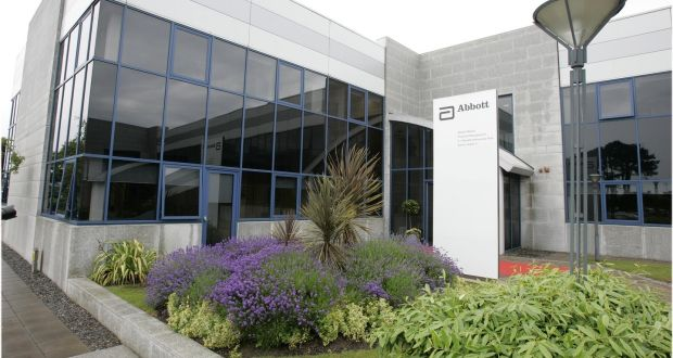 Abbott Facility At Santry Firm Employs Approximately 3000 People In Ireland Across 10 Sites