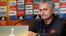 Mourinho 'not happy' with Manchester United strikers after draw