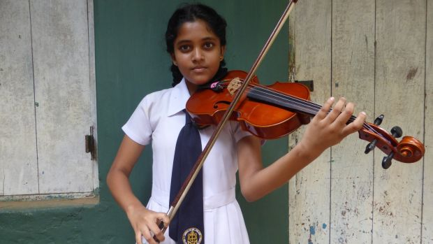 Healing through harmonies in post-conflict Sri Lanka