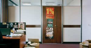 Union - a look at organised labour spaces by Noel Bowler