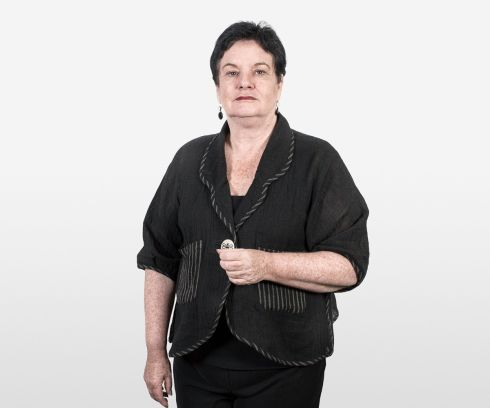 Sharan Burrow, President of the International Trade Union Confederation, Brussels