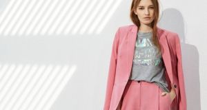 The Pink Suit: Penneys has one of this season's best outfits