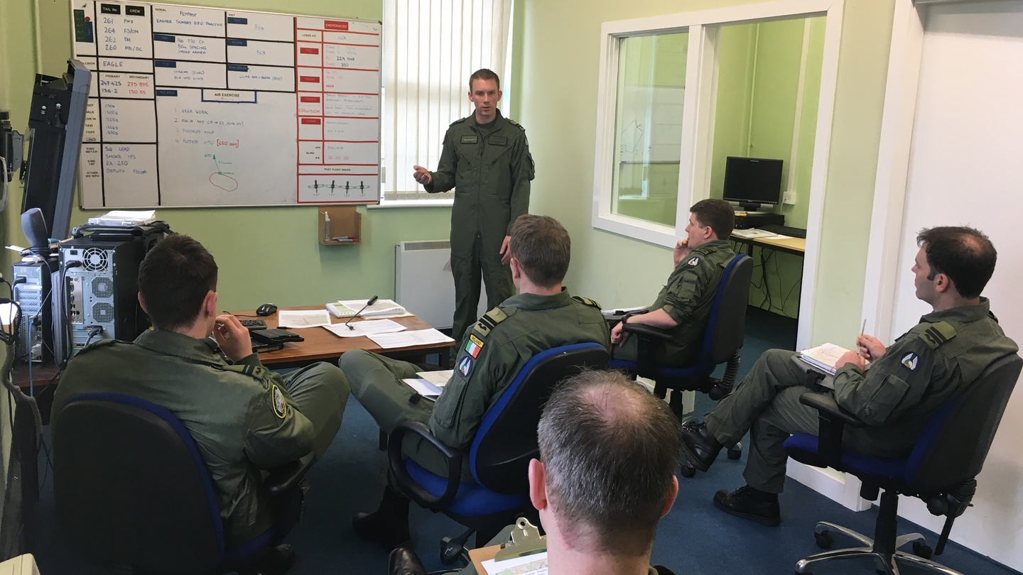 Staff shortages having serious effect on Air Corps