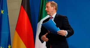 Taoiseach Enda Kenny will use the summit to highlight specific Irish concerns, such as the Border and the Common Travel Area. Photograph: Odd Andersen/AFP/Getty Images