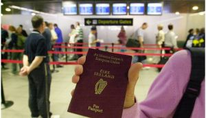 Some 250,000 passport applications have been received for the first quarter of 2017. File photograph: Alan Betson/The Irish Times