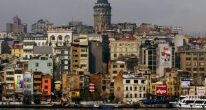 Istanbul: Ireland has a double-taxation agreement with Turkey covering tax on income, among other things. Photograph: Chris Hondros/Getty Images