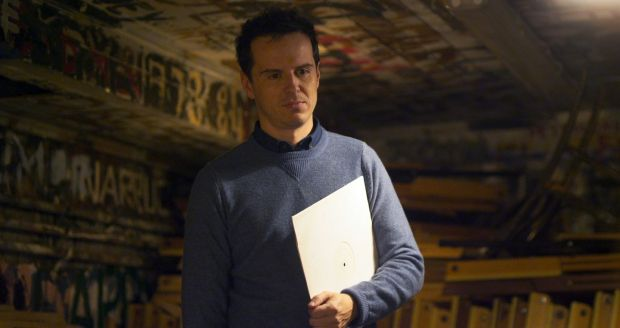 Andrew Scott plays an inspirational English teacher in 'Handsome Devil'.