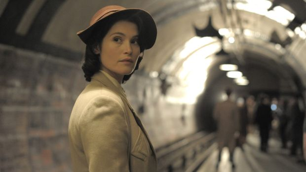 Gemma Arterton: `We even shot all of the Dunkirk stuff in the oldest studio in Pinewood. It even smelt right.' Photograph: Nicola Dove
