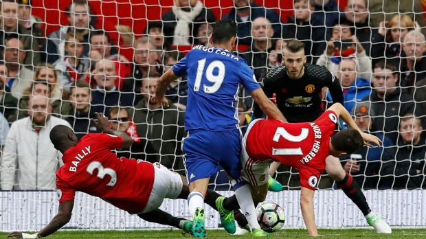 Ashley Young confident for Man Utd season after dominant Chelsea victory