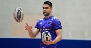 Conor Murray has not done contact work for four weeks. Photograph: Donall Farmer/Inpho