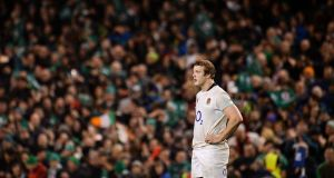 England's Joe Launchbury is expected to be overlooked by Warren Gatland for selection in his Lions squad. Photograph: Sam Barnes/Sportsfile via Getty Images