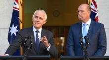 Turnbull abolishes 457 visa