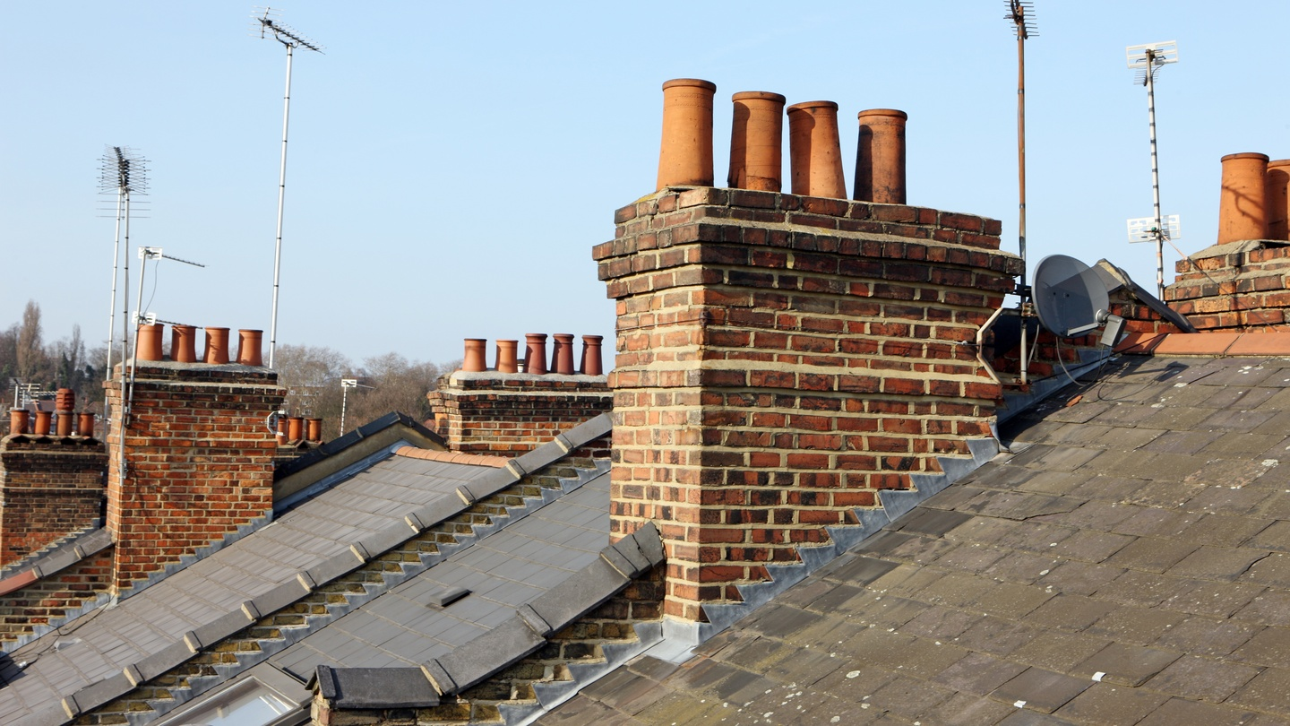 How to remove a chimney - How To Remove A Chimney 24