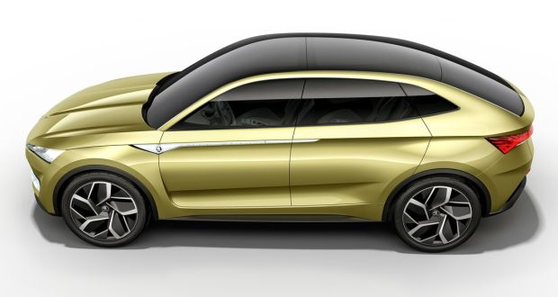 Skoda Set To Bring Vision Of Electric Future To Ireland By