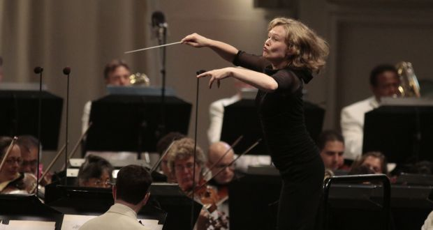 Concert series out of tune on women composers