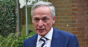 Minister for Education Richard Bruton also highlighted a plan to change how resource teachers are allocated. Photograph: Colin Keegan/Collins