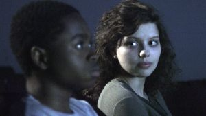Eric Ruffin and Chloe Levine in 'The Transfiguration'