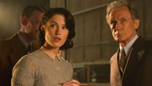 Gemma Arterton and Bill Nighy  in Their Finest