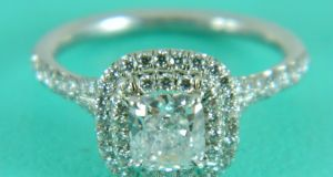 Tiffany diamond cluster ring at  John Weldon Auctioneers  (€3,000 to €5,000)