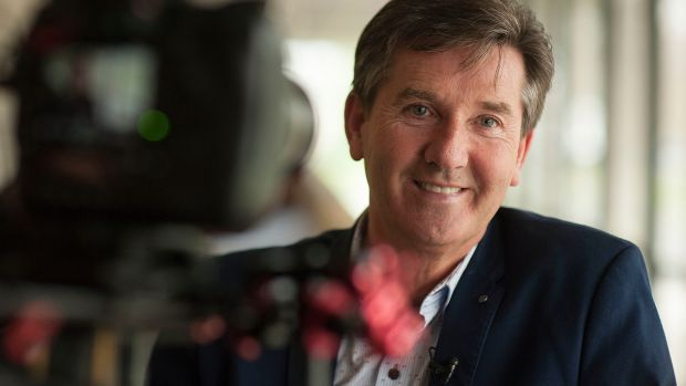 "Daniel O'Donnell: ""I'm cleverer than people give me credit for."" Photograph: Dave Meehan"