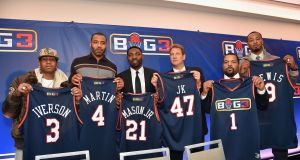 BIG3: In a league of thier own.