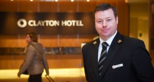 'I just love it, it's a lovely place to work,' says 'Burlo' concierge