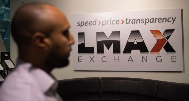 London Based Lmax Exchange Has More Than 2 Trillion Of Transactions A Year On Its