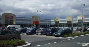 TK Maxx and Howards Storage World at The Park, Carrickmines