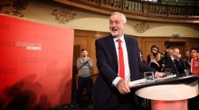 Corbyn vows to take on 'cosy cartel' at the heart of British politics