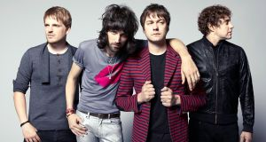 Kasabian, Olympia Theatre Dublin, Saturday
