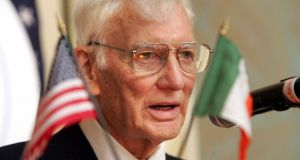 The former US ambassador to Ireland Dan Rooney. Born July 20th, 1932; died April 13th, 2017. Photograph: Matt Kavanagh