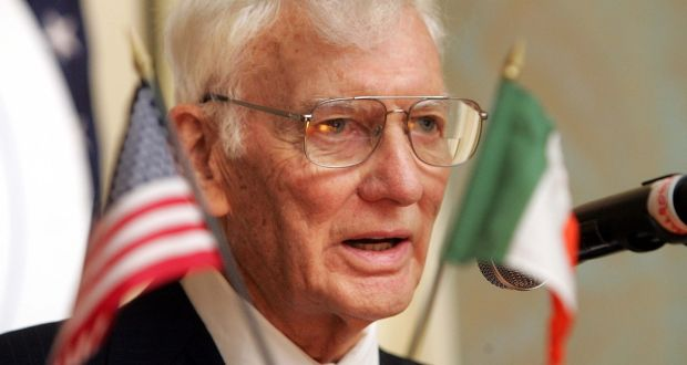 A 'Steeler' who scored big as US envoy to Ireland