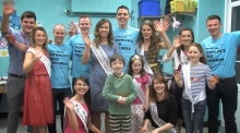 Rose of Tralee Class of 2016 release single in aid of Our Lady's Children's Hospital