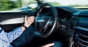 Look! No hands: Self-driving vehicles are on the way, sooner rather than later