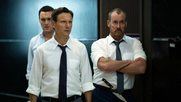 The Belko Experiment: The Purge meets The Office, with added blood