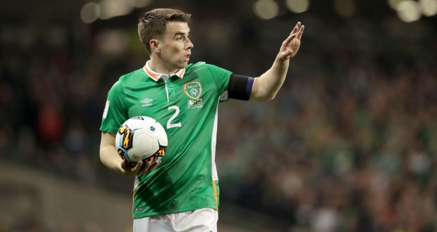 5ea9de481 Séamus Coleman has defied the odds to make it as a professional footballer  in England.