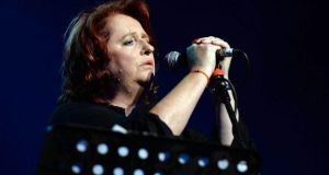 "Mary Coughlan: Making plans for a ""huge musical extravaganza"". Photograph: The Irish Times"