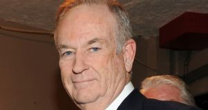 Bill O'Reilly. The decision to oust the broadcaster from Fox News was taken jointly by Rupert Murdoch and his two sons, James and Lachlan. Photograph: AP Photo/Jeff Christensen