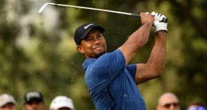 Tiger Woods has confirmed that he has undergone further back surgery. Photograph:  Ross Kinnaird/Getty Images
