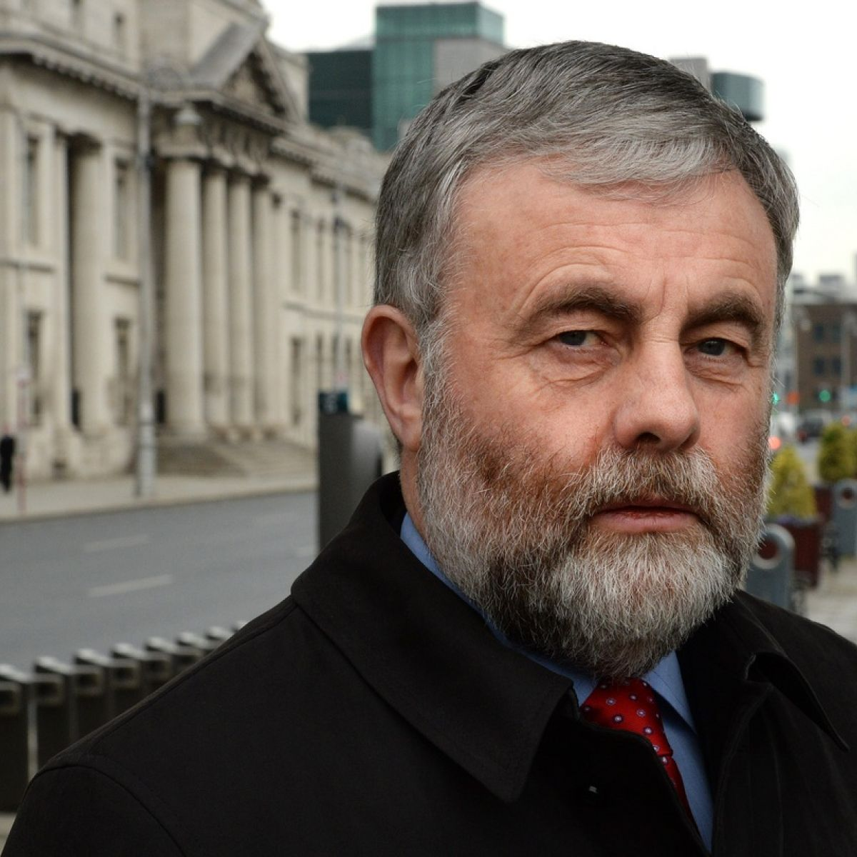 Jack O'Connor sets out his aims as new Labour Party chairman