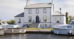 Harbour Master House, Shannon Harbour, Co Offaly: down by the old canal