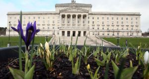 Parliament Buildings at  Stormont, Belfast. Photograph: Getty Images