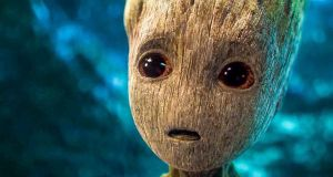 If you really loved Baby Groot me, you would stay for the post-credit sequences