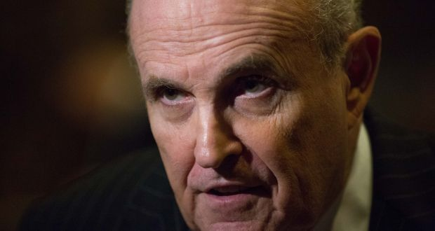 Rudy giuliani the jailed turkish gold trader and the secret meeting former new york mayor rudy giuliani who is part of the legal team representing reza fandeluxe Choice Image