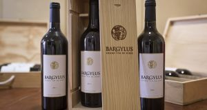 Bargylus graces the wine lists of Michelin-starred restaurants in Europe and Asia including Heston Blumenthal's Dinner in London and Odajima in Tokyo