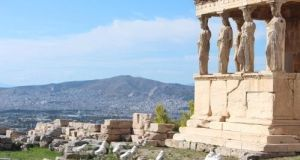 Greek escape: from €1,694 per person including return flights and nine nights' hotel accommodation at explore.co.uk