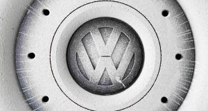 Volkswagen  logo. Photography: Reuters/Michaela Rehle