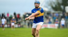 Jason Forde starts for Tipperary as expected after being proposed a two-game ban. Photo: Inpho